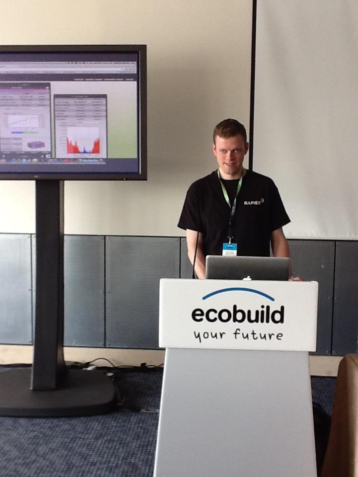 RAPIER at Ecobuid