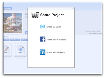 Share Dialog in gWorkspace