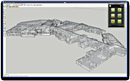 gModeller model screenshot